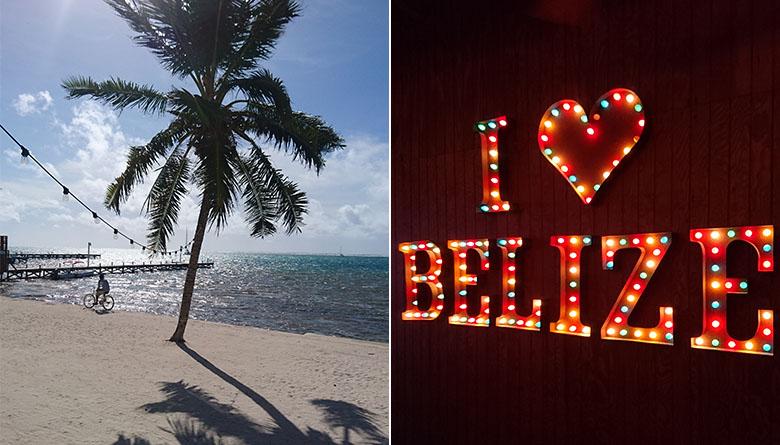 Belize Reise