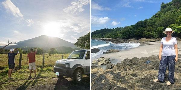 Costa Rica mit dem Mietwagen Webinar